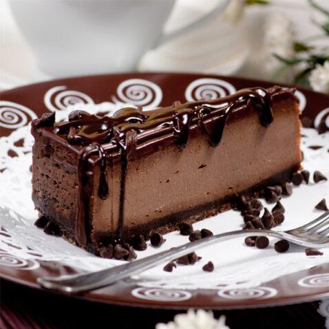 Шоколад.чизкейк